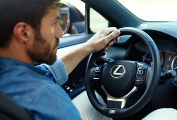 Цены на Lexus временно заморожены из-за COVID-19