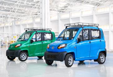 «Самый дешевый в мире автомобиль» Qute ушел из России