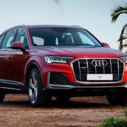 Сколько стоит новый Audi Q7 на российском рынке