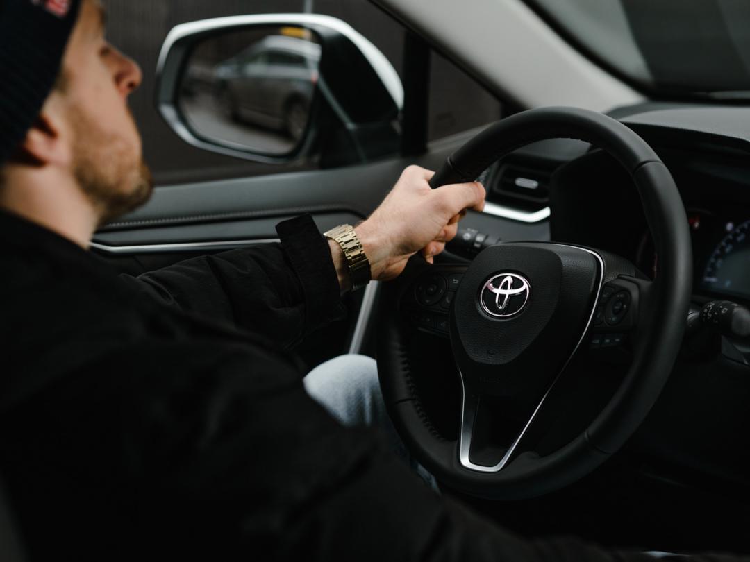 Toyota подорожала на российском рынке