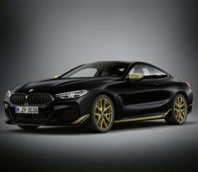 В России появятся эксклюзивные BMW 8 Golden Thunder Edition