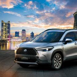 Toyota начала продавать в Таиланде кроссовер Corolla Cross