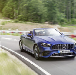 В Германии назвали местные цены на рестайлинг Mercedes-AMG E-Class