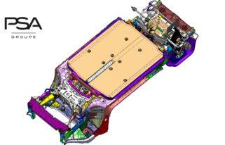 Группа компаний «Peugeot-Citroen» анонсировала новую платформу под электромобили