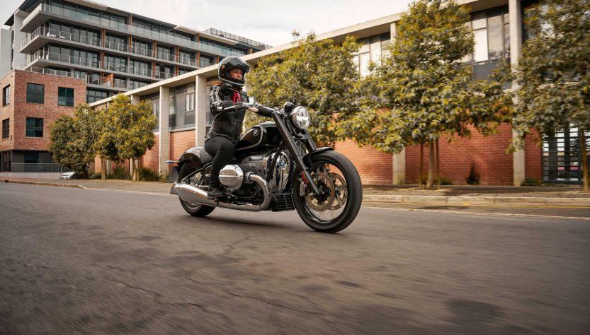 BMW Motorrad запускает в России «байкшеринг»