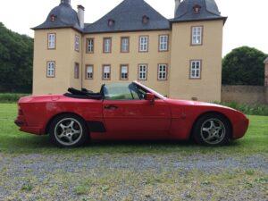 Porsche восстановил купленный с рук 944 S2 и назвал цену ремонта с покупкой