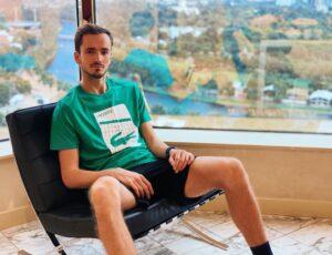 Теннисист Даниил Медведев остается амбассадором BMW M Россия до 2024 года