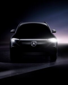 Mercedes пожертвовал характеристиками GLA в электромобиле EQA в погоне за конкурентами