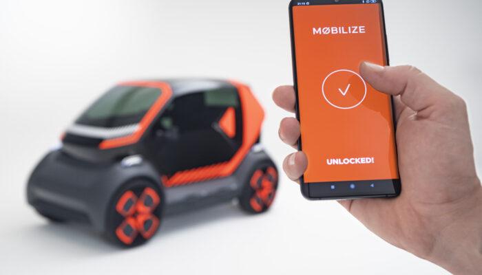 Renault презентовал новый бренд электромобилей Mobilize для бизнеса
