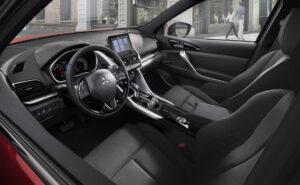 Mitsubishi привезет в Россию рестайлинговый кроссовер Eclipse с 2-литровым атмосферником