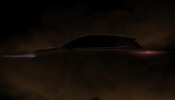 Skoda опубликовала первую фотографию обновленной модели Fabia