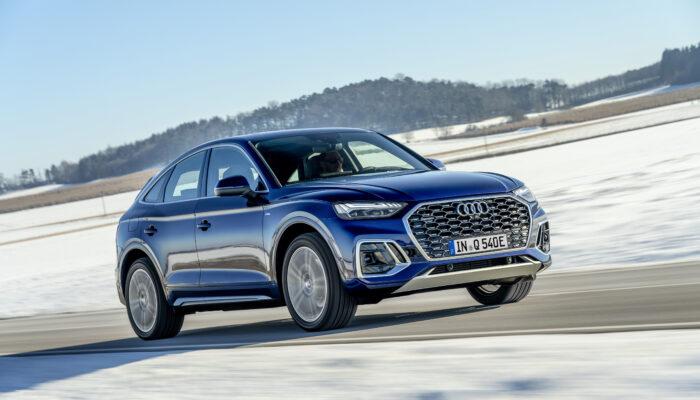 Audi увеличила объем аккумуляторов в гибридных моделях и добавила новый режим «Charge»
