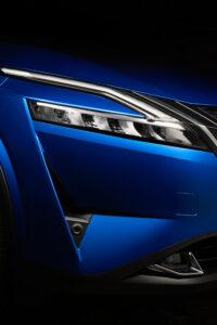 Компания Nissan опубликовала тизер нового Qashqai и объявила дату презентации