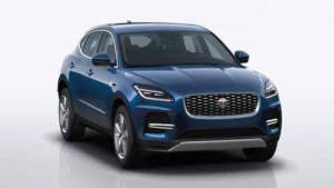Jaguar намерен привезти в Россию обновленный кроссовер E-PACE
