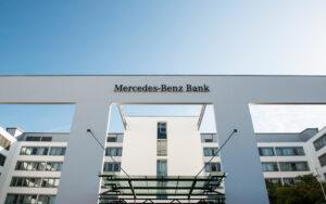 Mercedes-Benz Bank в 2021 году рассчитывает на успех нового C-Class с гибридами с электромобилями