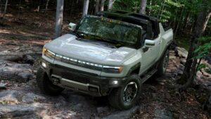 Первый электрический Hummer продали на аукционе в США за $2,5 млн