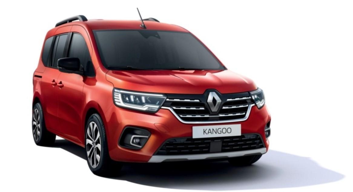 Renault объявил цены на новое поколение «каблучка» Kangoo в Европе