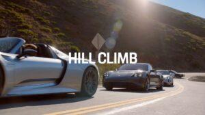 Porsche смонтировал выпуск с Киану Ривзом и Алексом Уинтером с тестом Taycan Turbo