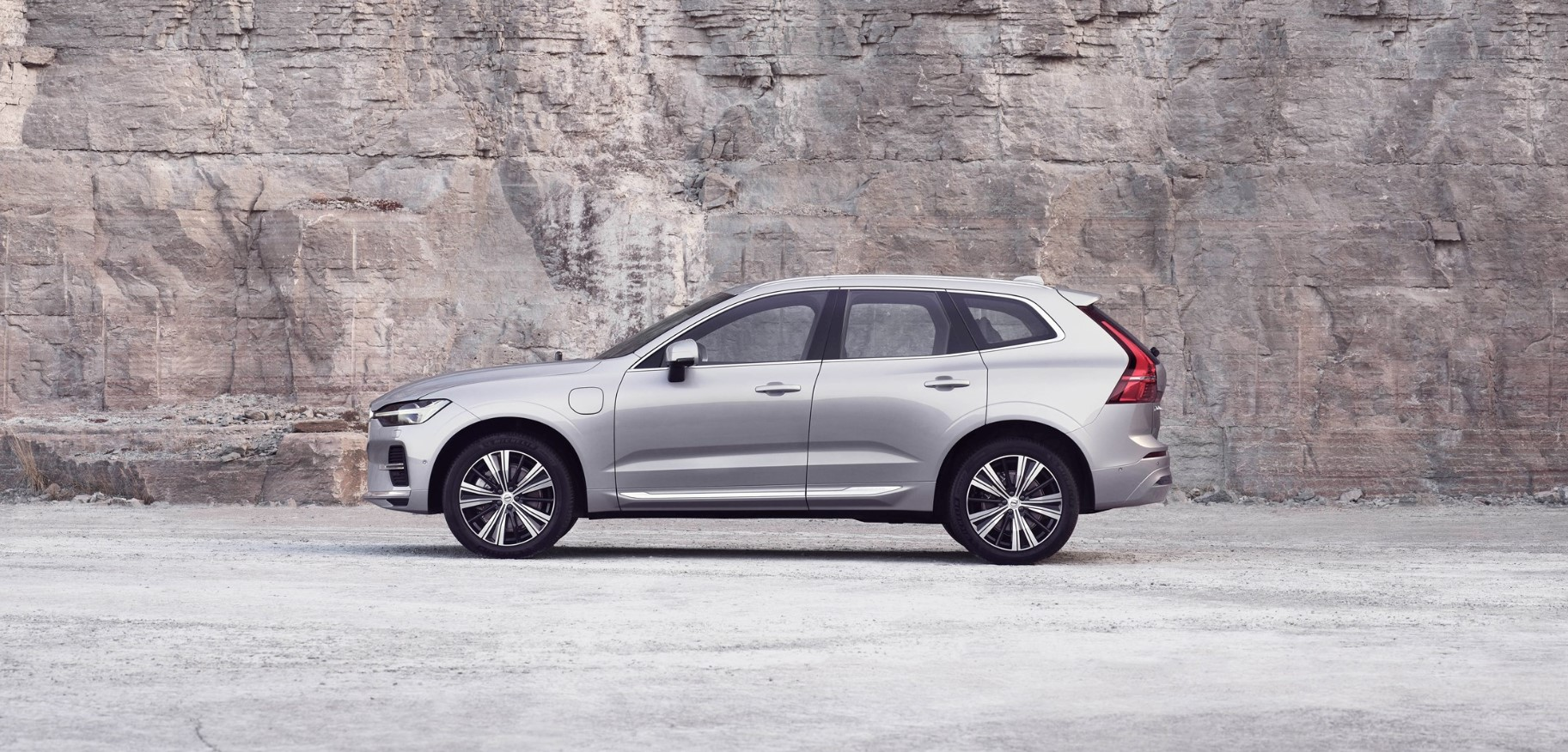 Volvo добавил систему мультимедиа на Android в кроссовер XC60