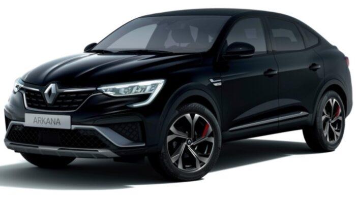 Пресс-служба Renault назвала европейские цены на гибридный кроссовер Arkana