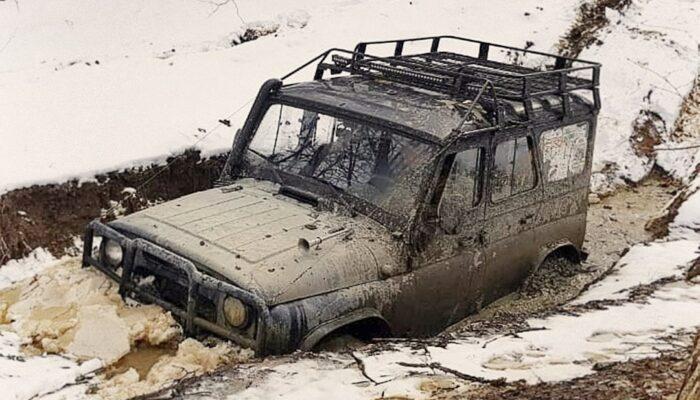 Еще на 10-15 тысяч рублей подорожали внедорожники УАЗ в апреле 2021 года