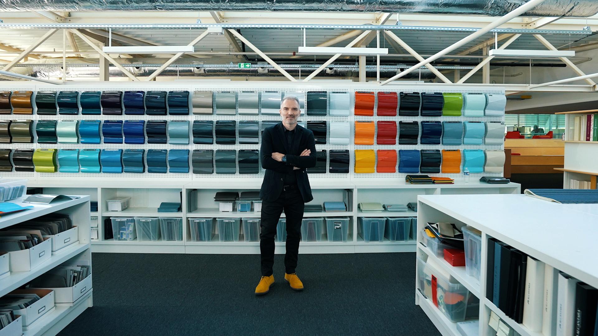 Renault намерен создать цветные текстуры для покраски серийных автомобилей