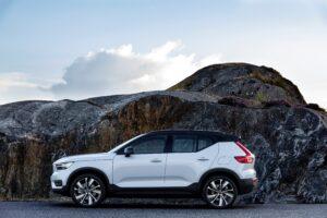 Первый квартал 2021 года стал лучшим для автопроизводителя Volvo за всю историю