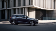 Volvo XC40 предложили забрать по подписке на год за ежемесячный платеж