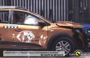 В Европе раскритиковали Euro NCAP за две звезды безопасности Logan и Sandero