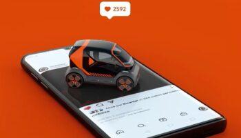 Renault: Электромобиль для каршеринга Mobilize создан с учетом мнения пользователей