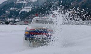 Porsche на видео запустит бензиновые моторы всех машин из музея в «Ночь звуков»
