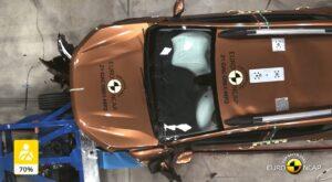 Две звезды из пяти получил Logan на тесте Euro NCAP: опубликовано видео столкновений