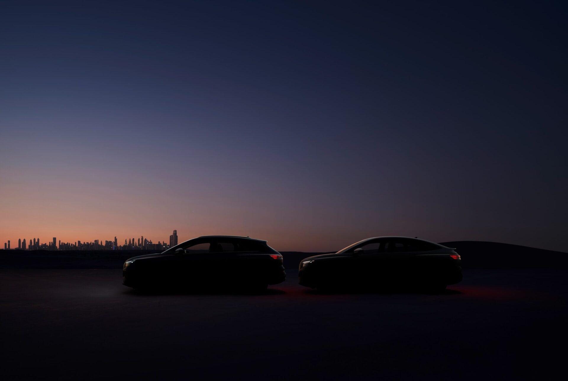 Презентация электрического кроссовера Audi Q4 e-tron пройдет онлайн