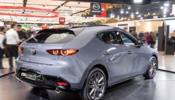 Mazda 3 назвали автомобилем года по версии AJAС в 2021 году