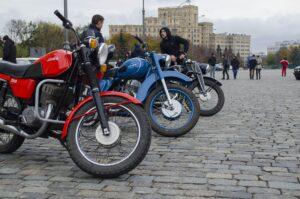 Спрос на мотоциклы в России провалился на 35,3% в начале 2021 года