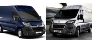 Свежие фургоны Peugeot Boxer III и Citroen Jumper III отзывают из-за выявленной неисправности