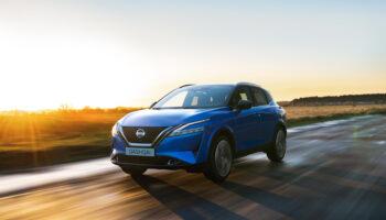 Новый Nissan Qashqai будет произведен из переработанного алюминия