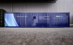 Mercedes тестирует мини-заводы запчастей для автобусов в контейнерах