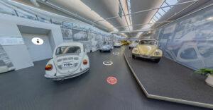 Виртуальный музей Volkswagen Жука откроется на официальном сайте музея VW с 16 мая