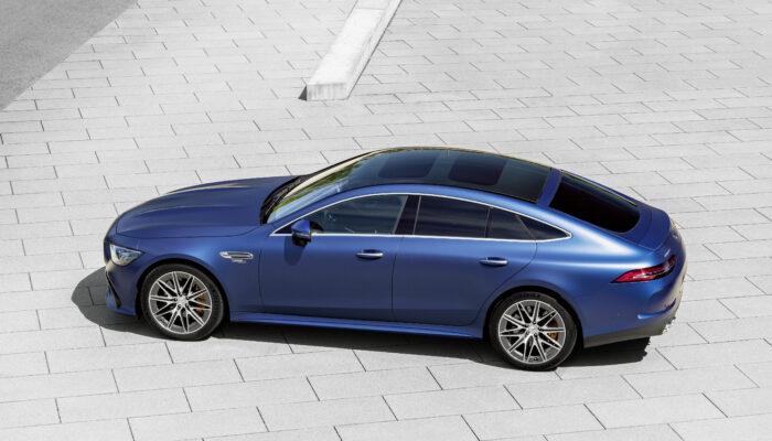 Комплектаций 4-дверного купе Mercedes-AMG GT станет больше