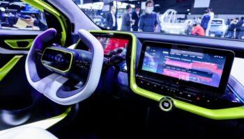Chery будет продавать в России электромобили с 2023 года