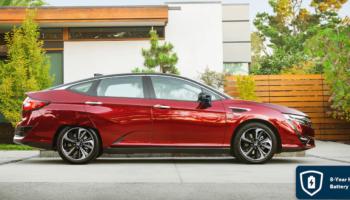 Honda прекращает продажи водородных автомобилей в США