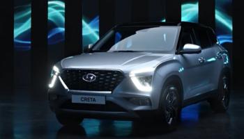 Новый кроссовер Hyundai Creta презентовали в России