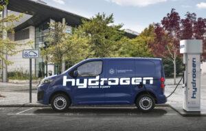 Citroen будет продавать фургон Jumpy Hydrogen на водороде с осени 2021 года