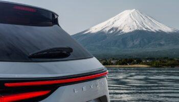 Новый Lexus NX 2022 года презентуют 11 июня 2021 года