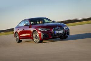 В России начались продажи нового BMW 4 Gran Coupe по новой цене
