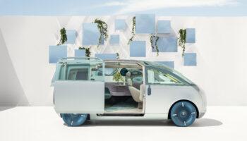 MINI покажет вживую свой сумасшедший концепт автомобиля будущего на DLD Summer