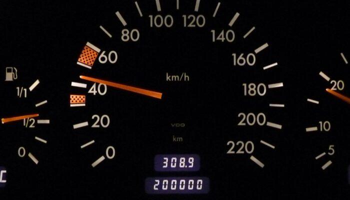 В Госдуму внесли законопроект об отмене нештрафуемого порога 20 км/ч