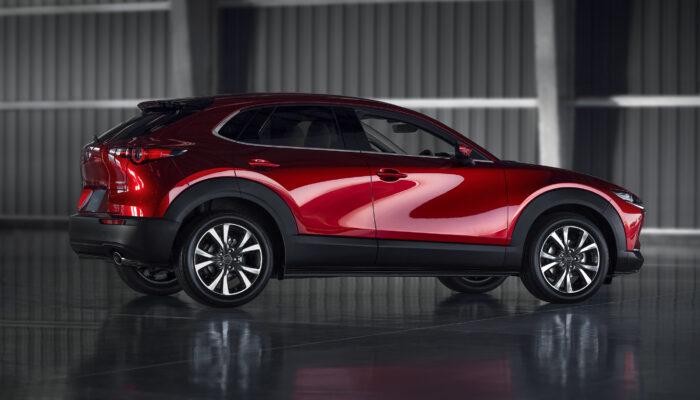 Mazda в 1 полугодии 2021 года увеличила продажи в России на 27%
