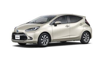 Toyota объявила о запуске производства нового поколения гибрида Aqua